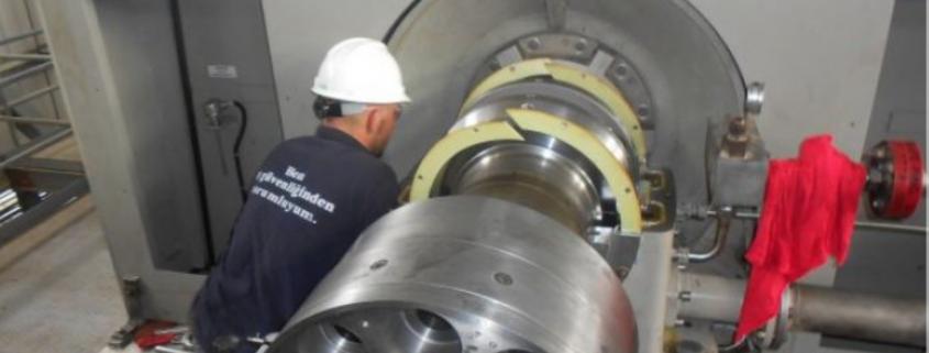Adana Enerjisa Power Plant Steam Turbine Maintenance