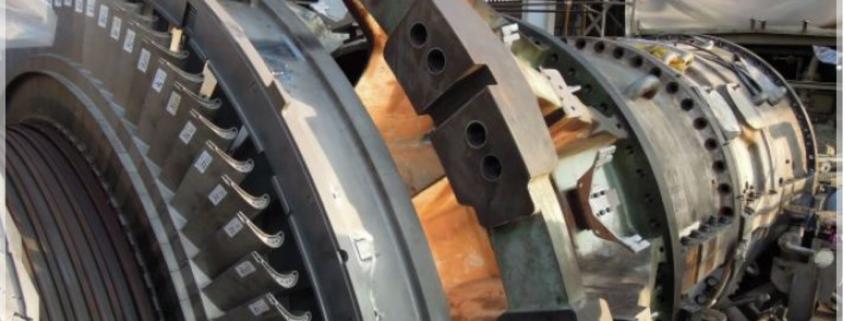 Çolakoğlu Group Ova Electric Gas Turbine Major Maintenance