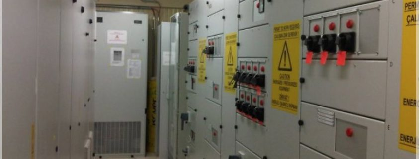 ELECTRICAL AND I&C INSTALLATION WORKS