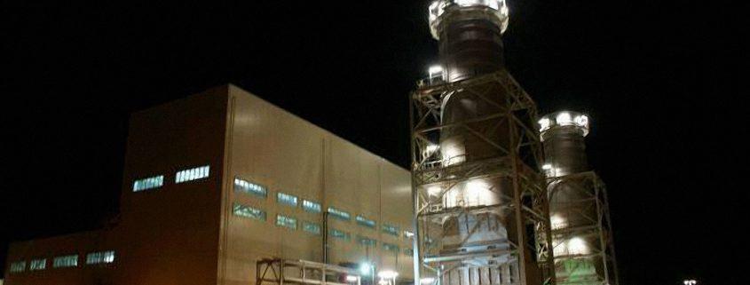 Libya Zwitina Enerji Santrali Montajı