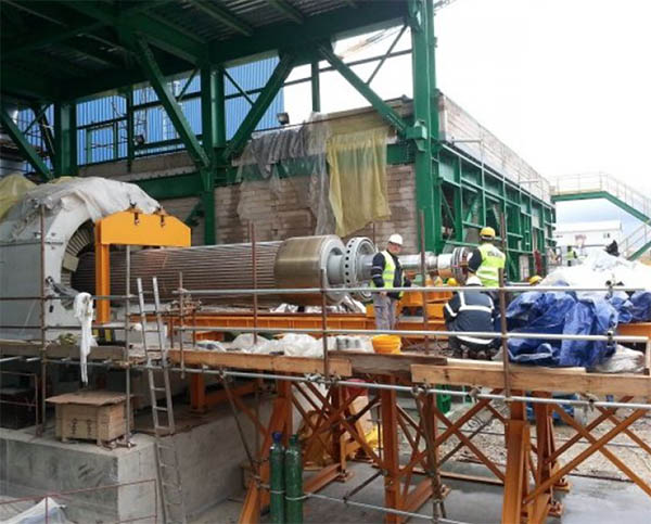 850 MWe Gebze Yeni Elektrik Üretim AŞ Power Plant