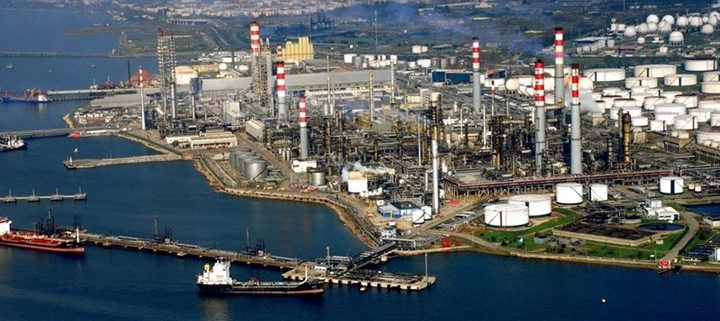 Tüpraş Facilities Siemens Steam Turbine Maintenance Works