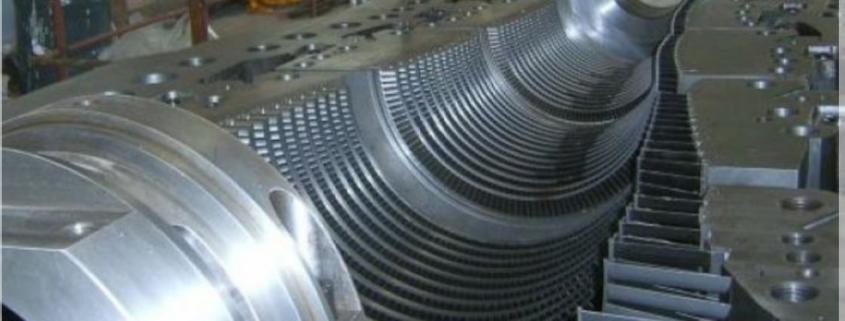 Uğur Energy Çerkezköy Steam Turbine Installation